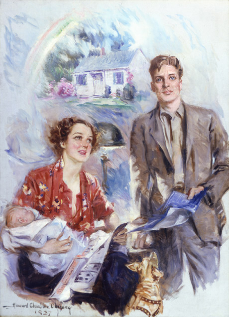Howard Chandler Christy National Museum Of American