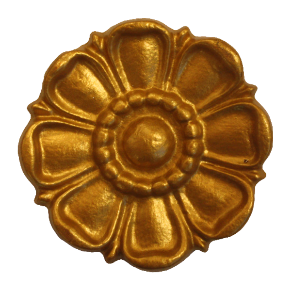 Paperweight_Rosette