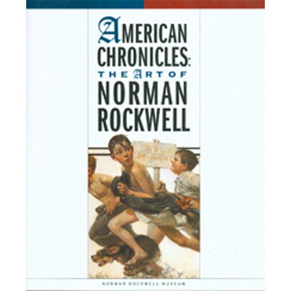 Book_Peroz-AmericanChroniclesRockwell