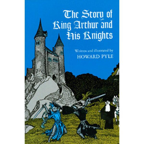 Book_Pyle-KingArthur