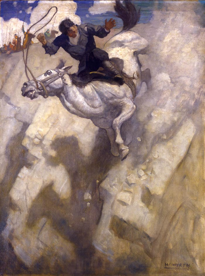 Wyeth_Horse-Fell-with-his-Rider-to-the-Bottom-of-the-Cliff_HR