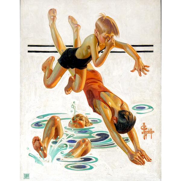 Print_TRUCHROME_LeyendeckerJC-KidsSwimming-1.png
