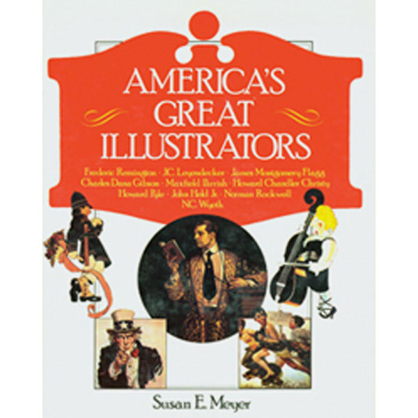Book_Meyer-AmericasGreatIllustrators